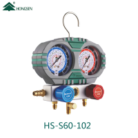 Манометричний колектор HONGSEN HS-S60-102 комплект (R410A, 32)
