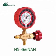 Манометричний колектор  (HP) HONGSEN HS-466NAH (R410, 22, 134a, 404A, гумове покриття)