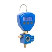 Манометричний цифровий колектор (LP) HONGSEN HS-471A-5100L (R22, 134a, 404A, 407с, 410A)
