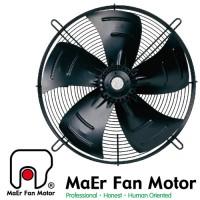YWF 4E-400B Вентилятор осьовий 400мм MAER YDWF 74L47P4-470N-400 B (220В, 3727м3/год, IP54) в Києві і Україні.| MAER